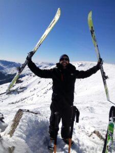 Paisajes nevados La Granja