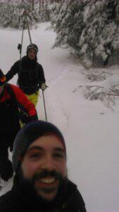 pinar valsain nevado