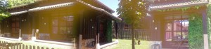 Alojamiento Las cabañas de Valsain.