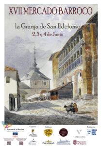 Mercado Barroco en la Granja de San Ildefonso 2017
