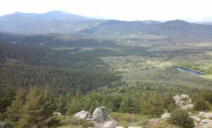Senderismo por los Montes de Valsain