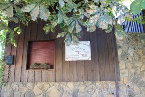 Alojamiento Rural Las cabañas de Valsain.