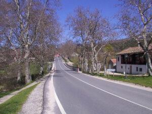 como llegar a las cabañas rurales de Valsaín